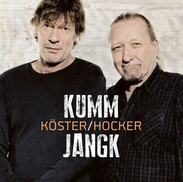 Köster & Hocker - Kumm jangk -CD