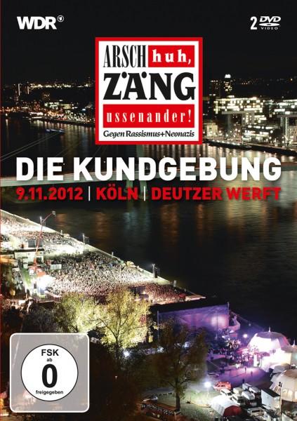 Arsch huh 2012 - Die Kundgebung - DVD