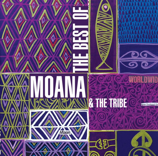 Moana & The Tribe - Best of
