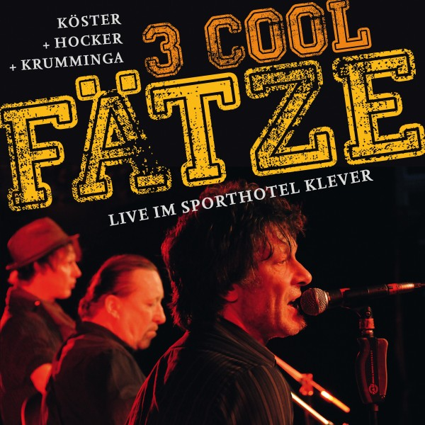 Köster & Hocker & Krumminga - 3 Cool Fätze Live DVD