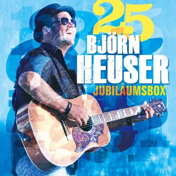 Björn Heuser - Jubiläumsbox (3CD, Versandkostenfrei!)